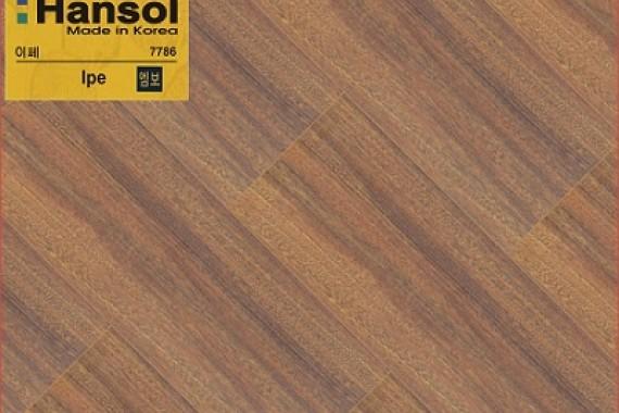 Sàn gỗ Hansol 2